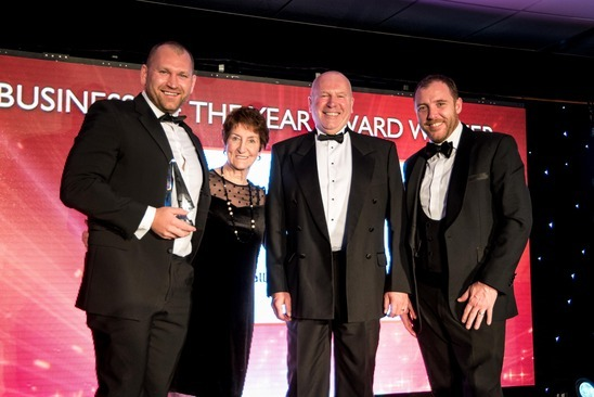 North Tyneside Business of the Year - Gastech Ltd
