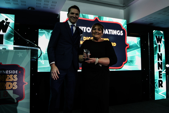 Digital and Innovation Award - Monitor Coatings